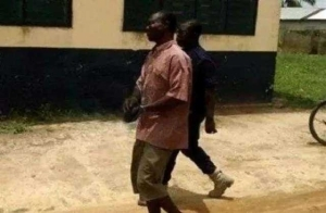 Ghanaian Lab Attendant Caught Selling Pregnant Women